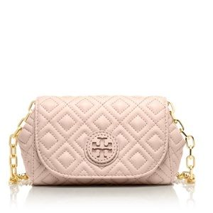 Tory Burch MARION QUILTED SMALL MINI SHOULDER BAG